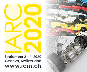 20th International Automobile Recycling Congress IARC 2020